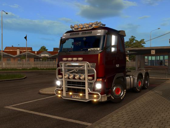 Euro Truck Simulator 2 Multiplayer!