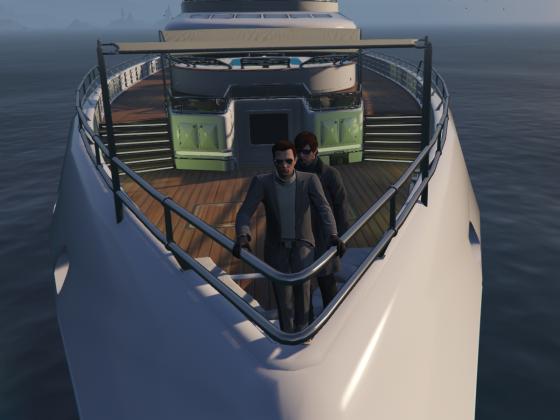 GTA Online - Titanic (feat. Dani)